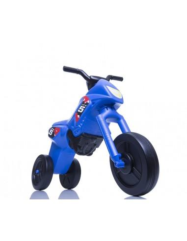 Petite moto Arigomoto Bleue