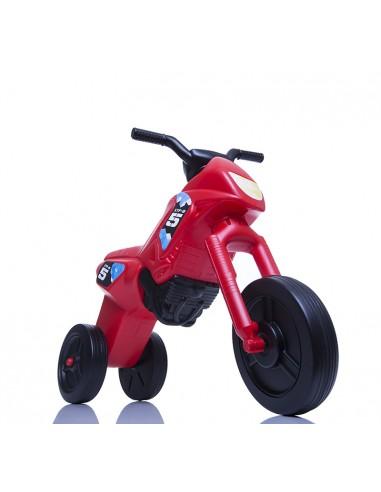 Petite moto Arigomoto rouge