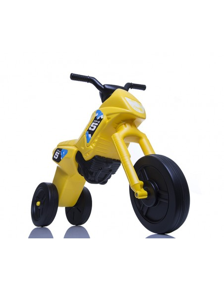Petite moto Arigomoto Jaune