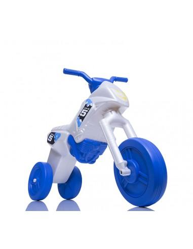 Petite moto Arigomoto Perle - Bleue